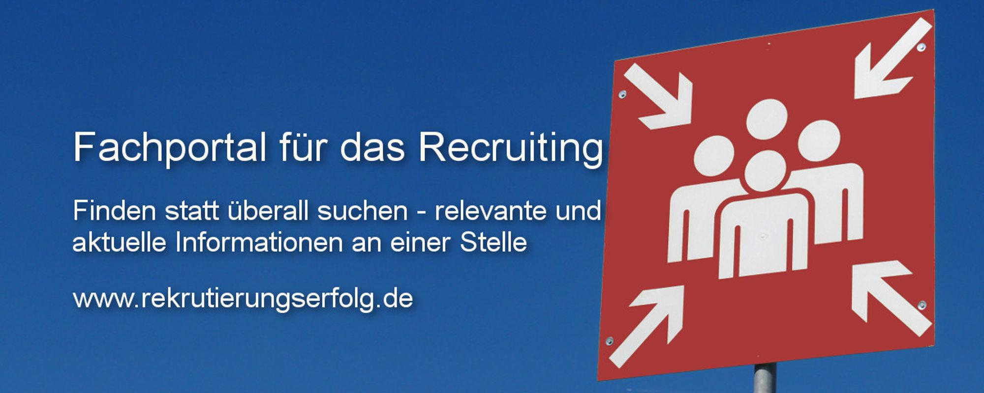 Portal Rekrutierungserfolg.de