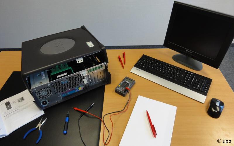 upo Azubi-Einstellungstests IT-Berufsbilder
